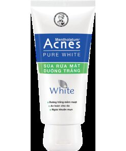 Acnes Pure White Cleaser 100G ( Srm Dưỡng Trắng ) (T/100g)